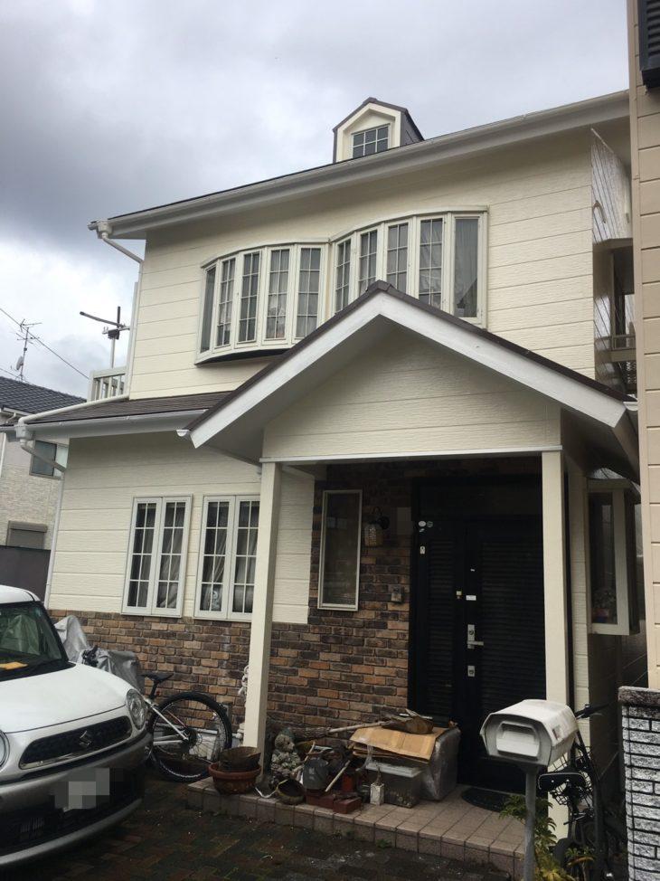 静岡市 N様邸屋根・外壁塗装