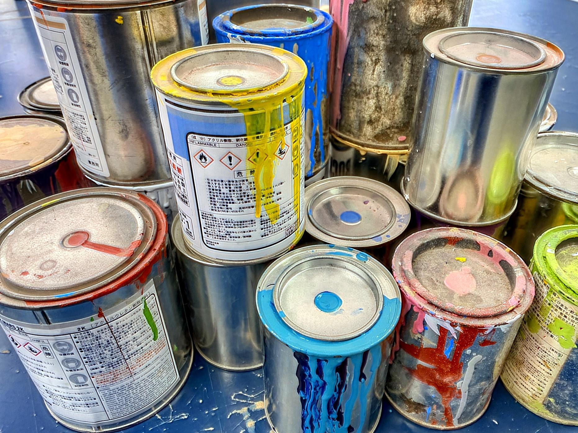 無機塗料の特徴と価格
