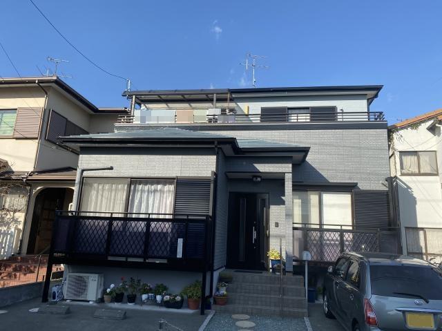 静岡市駿河区 S様邸 外壁・屋根塗装リフォーム事例