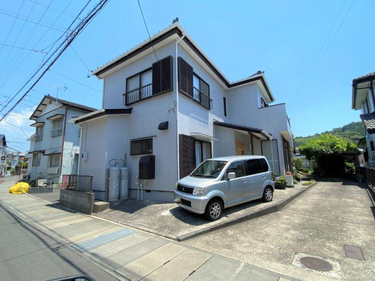 静岡市葵区 Y様邸 外壁塗装事例