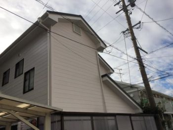 静岡市駿河区 Y様邸 外壁塗装・屋根カバー工事事例