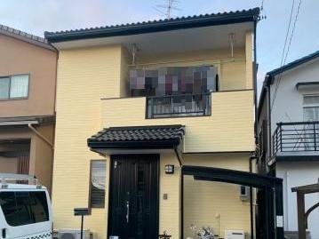 静岡市葵区 H様邸 外壁・屋根塗装リフォーム事例
