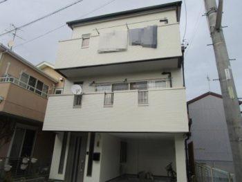 静岡市駿河区 E様邸 外壁・屋根塗装リフォーム事例