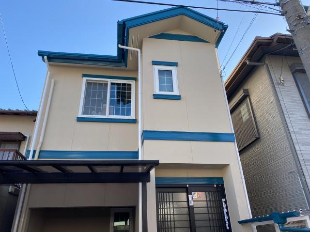 静岡市駿河区 I様邸 外壁・屋根塗装リフォーム事例