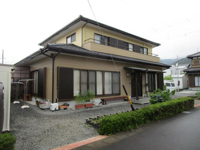 島田市 M様邸 外壁塗装リフォーム事例
