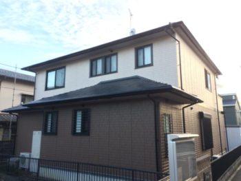 藤枝市 H様邸 外壁・屋根塗装リフォーム事例